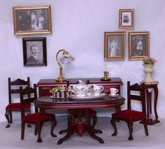 Antique Doll House furniture 35% off