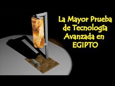 Pruebas de Tecnología Imposible en el Antiguo Egipto (1) - YouTube