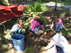 Digging it up at the Arch Dig