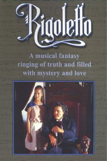 Rigoletto. I've been watching this since I was a baby, and it is still one of my all time favorites. I highly recommend this movie if you haven't seen it.