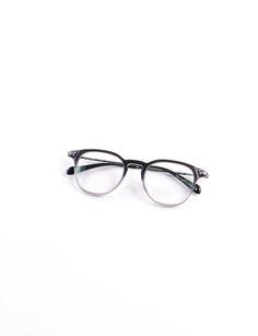 Oliver Peoples Grey Gradient Ennis Optical Frame