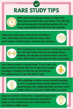 Study Tips For High School, High School Hacks, Life Hacks For School, Study Tips For Exams, School Ideas, Study Tips For Students, Good Study Habits, Exams Tips, Books And Tea
