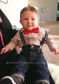 Alfalfa – Cutest Little Rascal Baby Costume
