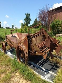 Agricultural Implements, Horse Drawn Wagon, Old Wagons, Farm Tools, Old Farm Equipment, Down On The Farm, Rare Coins, Windmill, Military Vehicles