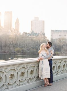 Bow Bridge: http://www.stylemepretty.com/new-york-weddings/new-york-city/manhattan/2015/07/08/15-picture-perfect-central-park-spots-for-engagement-sessions/