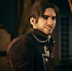 Arno Victor Dorian - so much sass <3<=I believe that's why they are called asSASSins, lol