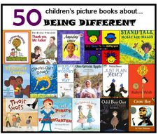 Our Little Tongginator: 50 Books About Being Different