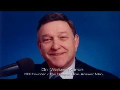Dr. Walter Martin Was Thrown off TBN   For Telling The Truth.