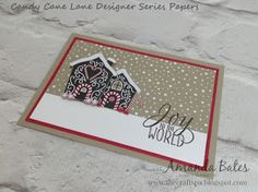 The Craft Spa - Stampin' Up! UK independent demonstrator : Introducing.... Candy…