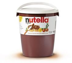 Nutella Hazelnut Spread Tub 105 Ounce *** See this great product. Note: It's an affiliate link to Amazon.