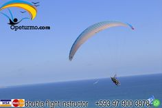 Paragliding Montañita Ecuador The possibility of realizing a dream is what makes life interesting . Make paragliding instructors with experience and certificates.