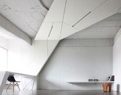 Футуристические апартаменты с крыльями