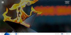 Tendance web : Les menus animés en slide inspiration et tutoriels | Blog du Webdesign