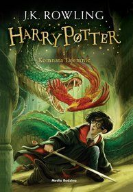 Harry Potter. Tom 2. Harry Potter i Komnata Tajemnic-Rowling J.K.
