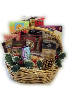 Gourmet healthy gift basket you can get gluten free diabetic high heart healthy holiday gift basket httpspecialdaysgift negle Gallery