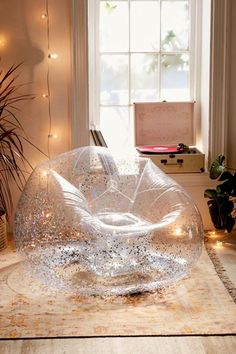 Trixie Inflatable Chair Trixie Inflatable Chair The post Trixie Inflatable Chair appeared first on Schlafzimmer ideen. Cute Bedroom Ideas, Cute Room Decor, Girl Bedroom Designs, Teen Room Decor, Room Decor Bedroom, Teen Girl Decor, Gold Room Decor, Bedroom Rugs, Cosy Bedroom
