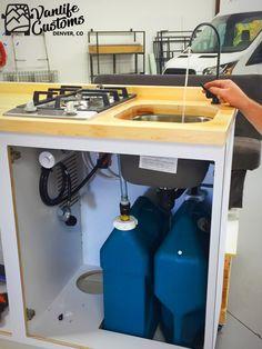 Vanlife Customs: Sprinter Camper Van Conversion Build Process Vanlife Customs: Conversion of the Sprinter motorhome