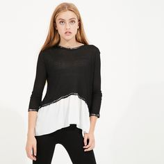 Ruby Top | Black - Pavement Brands