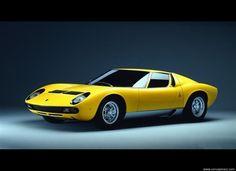 1971 Lamborghini Miura SV...sold for $900,000