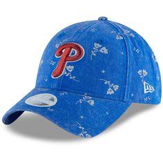 size 40 42bbb 39f63 Women s Philadelphia Phillies New Era Blue Floral Shine 9TWENTY Adjustable  Hat, Your Price   23.99