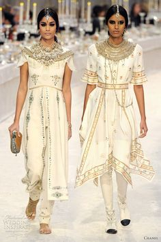 """Chanel """"Paris-Bombay"""" Pre-Fall 2012 Collection: I always have a soft spot for exotic India"""
