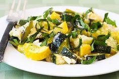zucchini and basil strata kalyn s kitchen monster zucchini and basil ...