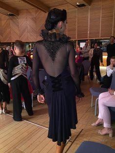 LDD486MM MIA JULY SHOW DRESS 2017