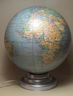 mappemonde earth on pinterest globes world globes and mont blanc. Black Bedroom Furniture Sets. Home Design Ideas
