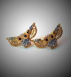 Wing of Angle Owl Earrings - Owl Earrings, Wings, Free Shipping, Store, Business, Feathers, Ali, Shop, Storage