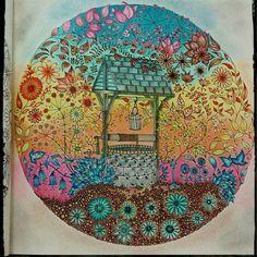 Lindíssimo poço de  @michelle_e_gabriel  . . . ✔ Use #jardimdascores nos marque ou envie direct com sua foto  . .  #colorirdesestressa #jardimsecretoinst #jardimcolorido #jardimsecretolovers #jardimsecretoinspire #livrosdecolorir #jardimdascores #jardimsecretotop #JardimSecretoTop #mundodaspinturas #terapianojardim #colorindolivrosTop #colorindolivros #Regrann