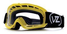 2014 Vonzipper Sizzle Lemon Drop Motocross Off Road Dirt Bike MX Goggle