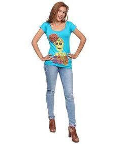 CALA MINT - T-Shirt Women - ¡Ay Güey! USA
