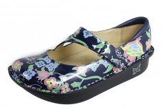 Alegria Dayna Navy Sew Hope Nursing Shoe (top seller at Lambert's!)
