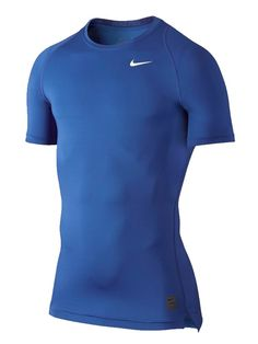 a324ecd845 BOY'S NIKE COOL COMPRESSION 726462-480 Compression T Shirt, Nike Pros,  Medium,