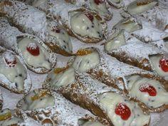 Ricetta originale Cannoli Siciliani..