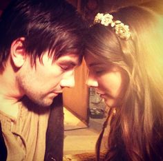 Bash and Kenna, I could totally get behind this. #Kennash #reign