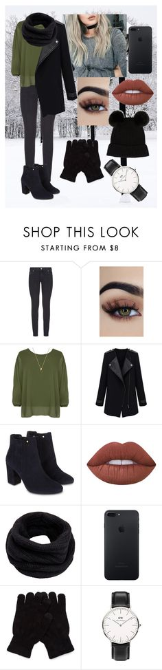"""""""Consume it all the air inside my lungs !"""" by armela-rudaj ❤ liked on Polyvore featuring Paige Denim, WearAll, Monsoon, Lime Crime, Helmut Lang and Daniel Wellington"""