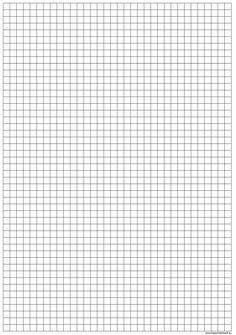 Folha quadriculada para imprimir, game art, pixel art