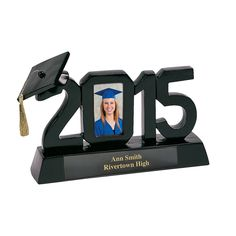 2015 Graduation Picture Frame - OrientalTrading.com