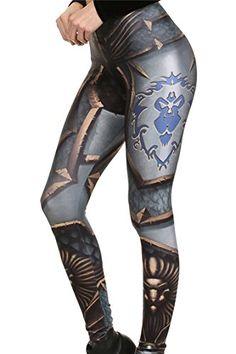 World of Warcraft Workout Leggings