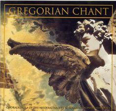 Losing myself in Gregorian Chants.  2-21-14