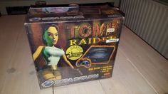 Sega Saturn Tomb Raider Set PAL  #retrogaming #HotSS  Relisted but this time as an auction and not fixed price. Only 11 hours left. 300 EUR atm. One of the rarest PAL pack.