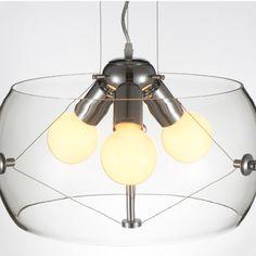 XENIA Glass Pendant Light (Pre-order) – Lights&Co.