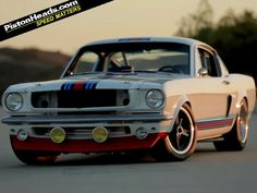The Martini Mustang: Time For Tea?