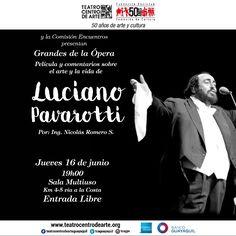 Grandes de la ópera: Luciano Pavarotti