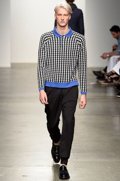 Ovadia & Sons Spring 2015 Menswear Collection - Vogue