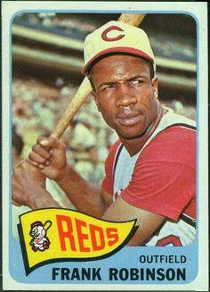 | 1965 TOPPS baseball card