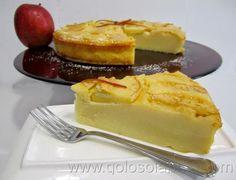Tarta de manzana al horno Fácil receta al horno.  http://www.golosolandia.com/2014/04/tarta-de-manzana-al-horno.html