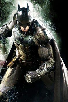 Batman Arkum