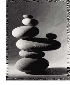 Like these cairns too! Reminds me to keep balance in my life..great for meditation nook or garden.